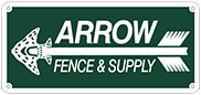 Arrow Fence Supply Logo