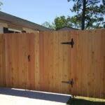 Cedar Fence And Dd
